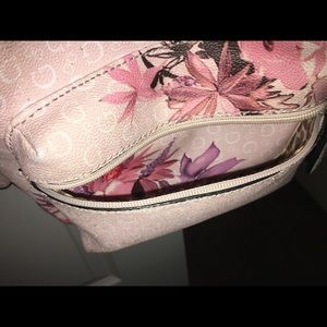 Guess Floral Backpack